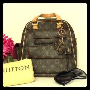 Louis Vuitton Travel Satchel